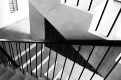 Srairs de los hoteles Imagen de archivo