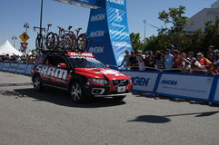 SRAM 2012 Amgen Tour of California Royalty Free Stock Images