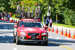 The SRAM Neutral Support Car Royalty Free Stock Images