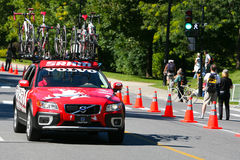 The SRAM Neutral Support Car Stock Photos