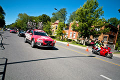 SRAM Neutral Support Car Royalty Free Stock Photography