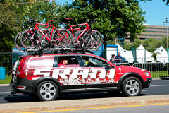 The SRAM Neutral Support car stock photography