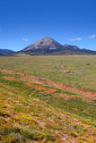 Srebna góra w Kolorado Fotografia Royalty Free