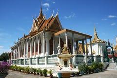 Srebna pagoda Zdjęcia Royalty Free
