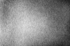 Srebnego metalu b?yszcz?ca pusta powierzchnia, monochromatyczny ol?niewaj?cy kruszcowy t?o, oczyszczony czarny i bia?y ?elaza prz zdjęcie royalty free