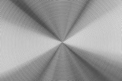 srebnej mety tekstury promieniowy tło Obrazy Stock