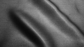 Srebnej tkaniny cajgów wysokiej jakości tekstura, rusza się fala, Bezszwowa pętla zbiory
