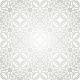 Srebny I Biały Abstrakcjonistyczny tło Zdjęcie Royalty Free