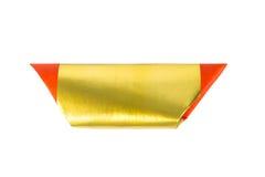 Srebny papier, złoto papier, joss papier dla Chińskiego świętowania Obraz Stock