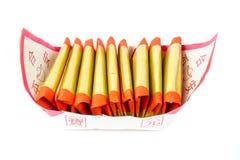 Srebny papier, złoto papier, joss papier dla Chińskiego świętowania z chińczykiem błogosławi słowo Obraz Royalty Free