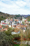 Srebrenica - Bósnia e Herzegovina Imagens de Stock Royalty Free