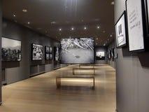 Srebrenica Gallery in Sarajevo Stock Image