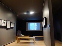 Srebrenica Gallery in Sarajevo Stock Images