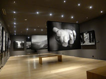 Srebrenica Gallery in Sarajevo Royalty Free Stock Photography