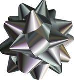 srebro bow Fotografia Stock