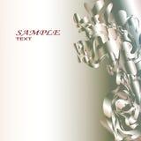 srebro tła abstrakcyjne Zdjęcie Royalty Free