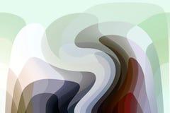 Srebrzysty błękitnej czerwieni rzadkopłynnych linii tło, kolory, cieni abstrakcjonistyczne grafika tło abstrakcjonistyczna tekstu zdjęcia royalty free
