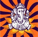 Sree Ganesha Foto de archivo libre de regalías