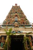 Sree Maha Mariamman Devasthanam Temple Royalty Free Stock Images