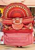 Sree Muchilottu Bhagavathi Royalty-vrije Stock Afbeeldingen