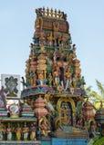 Sree Prasana Lakshmi Venkateshwara Swamy Temple en Bangalore. Fotos de archivo libres de regalías