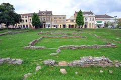Sremska Mitrovica, Serbien Royaltyfri Bild