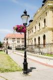Sremski Karlovci, Σερβία - 12 Ιουνίου 2019: Γραφείου γυμνάσιο σε Sremski Karlovci Σερβία στοκ φωτογραφία