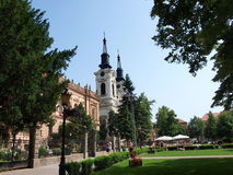 Sremski Karlovci, Serbia Stock Photo