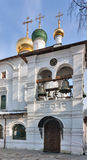 Sretensky Monastery, Moscow, Russia Royalty Free Stock Images