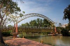 Sri蒙季桥梁 免版税库存图片