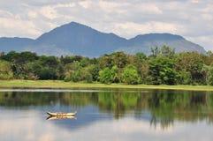 sri горы lanka ландшафта Стоковая Фотография RF