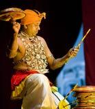 sri танцора lankan традиционное Стоковое Изображение RF