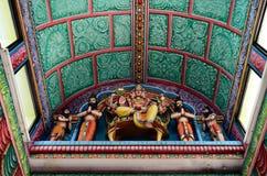 Sri Aruloli Thirumurugan,Penang hill Hindu Temple,Penang Malaysia Royalty Free Stock Photography