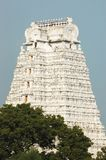 Sri Azhagiya Manavala Temple in Trirchy,India Royalty Free Stock Image