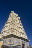 Sri Chamundeshwari Temple on Chamundi Hill in Royalty Free Stock Images