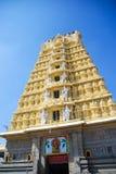 Sri Chamundeswari świątynia Obraz Royalty Free