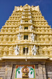 Sri Chamundeswari Temple, Chamundi Hill, Mysore Stock Photo