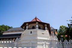 Sri Dalada Maligawa/висок зуба, Шри-Ланка Стоковая Фотография