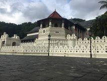 Sri Dalada Maligawa Temple of Tooth Relic Sri Lanka stock images