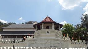 Sri daladamaligawa av Sri Lanka arkivfoton