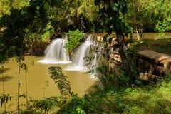Sri Dit Waterfall Stock Image