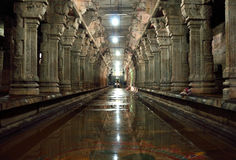 Sri Ekambaranathar Temple Stock Image