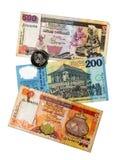 sri för coinagevalutalanka Royaltyfri Bild