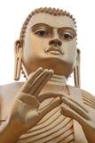 sri för lanka för buddha dambulla guld- Royaltyfri Bild