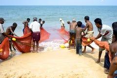 sri fishermans lankan Стоковая Фотография