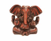 Sri Ganesha. Murti of Hindu God Sri Ganesha Stock Photo