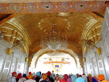 Golden Temple, Amritsar, India Royalty Free Stock Photos