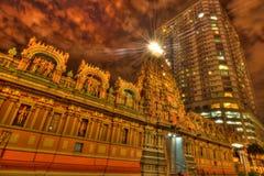 Sri Kandaswamy Kovil Stock Images