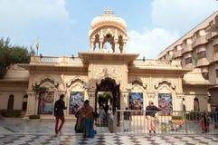 Sri Krishna-Balaram Temple Stock Images