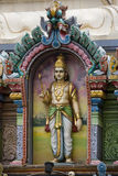 Sri Krishnan Hindu Temple - Singapore Stock Photography